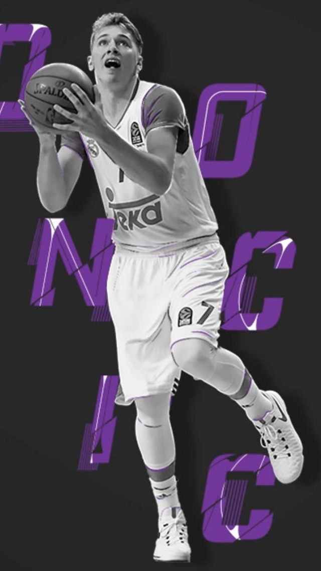 download Get to Know Luka Doncic Sacramento Kings [2340x1270 640x1136