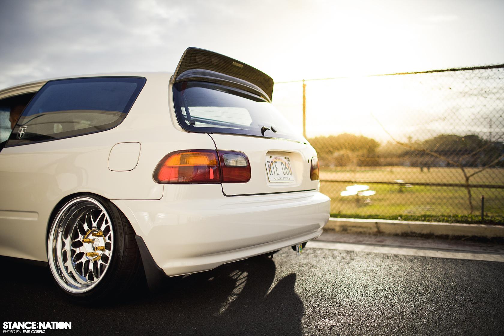 16 Honda Civic Eg Hatch Wallpapers On Wallpapersafari