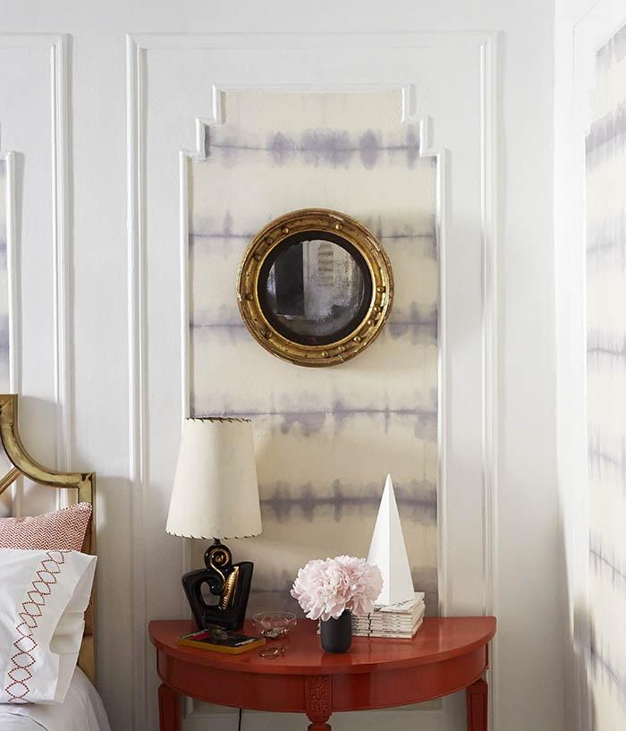DIY Removable Fabric Wall Treatment DesignSponge 700x817