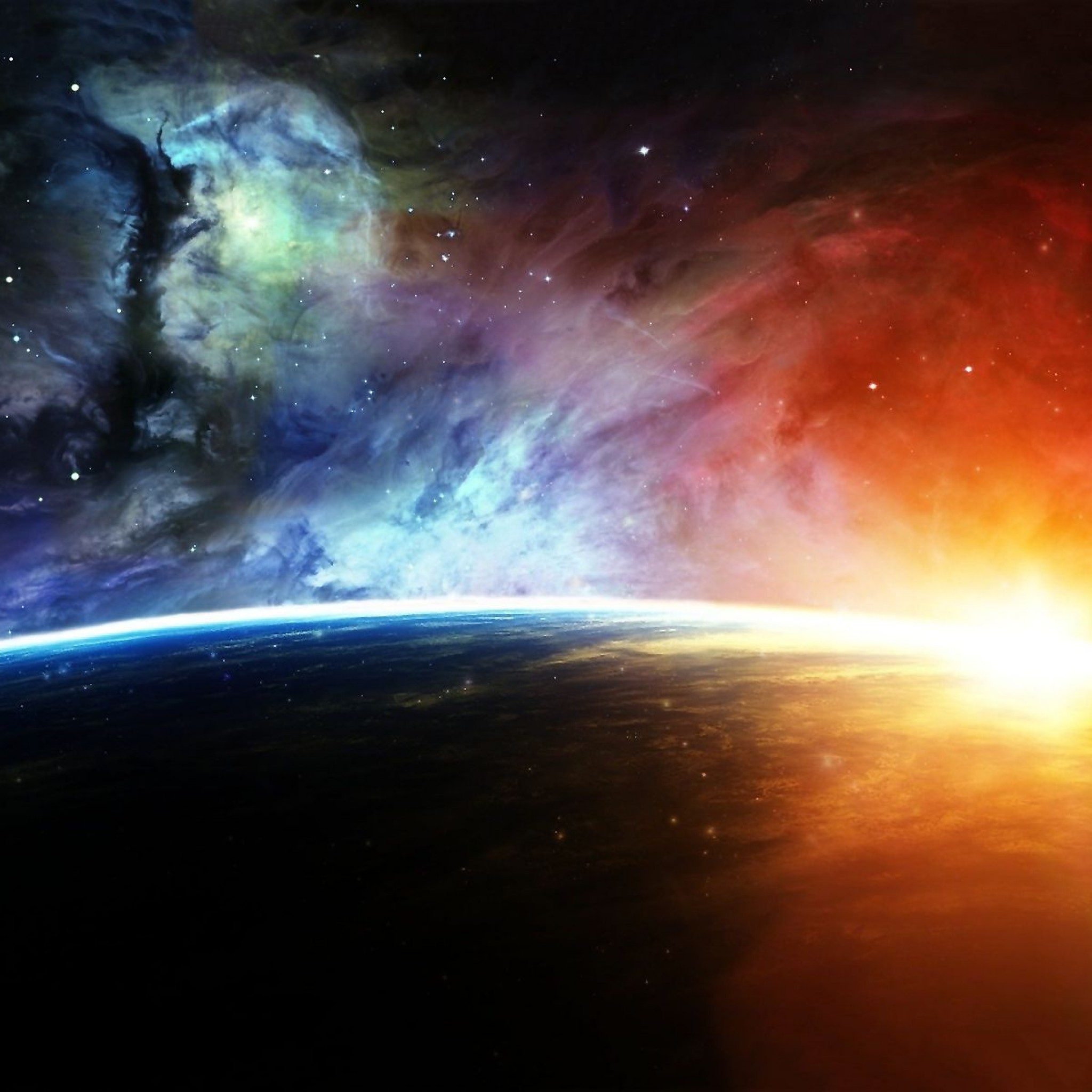 Amazing Pictures: Amazing Space Wallpaper