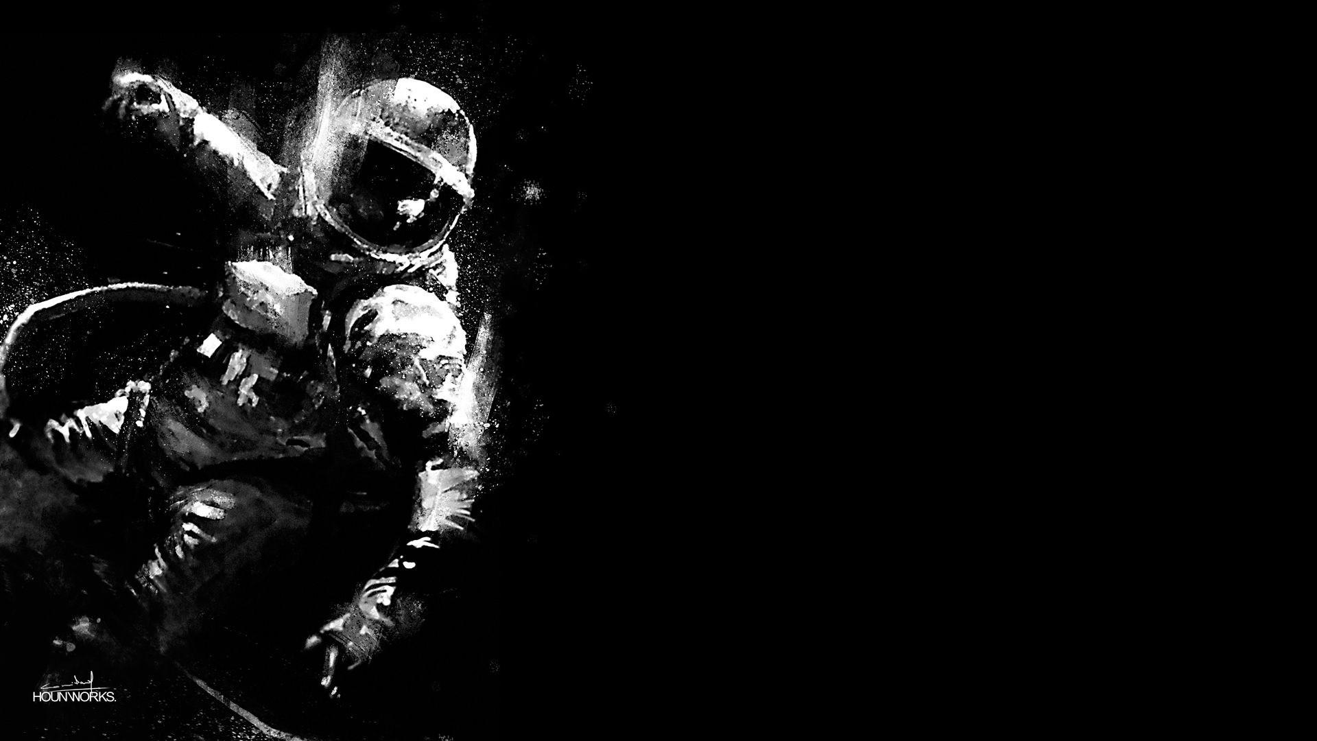 Astronaut [1920x1080] iimgurcom 1920x1080