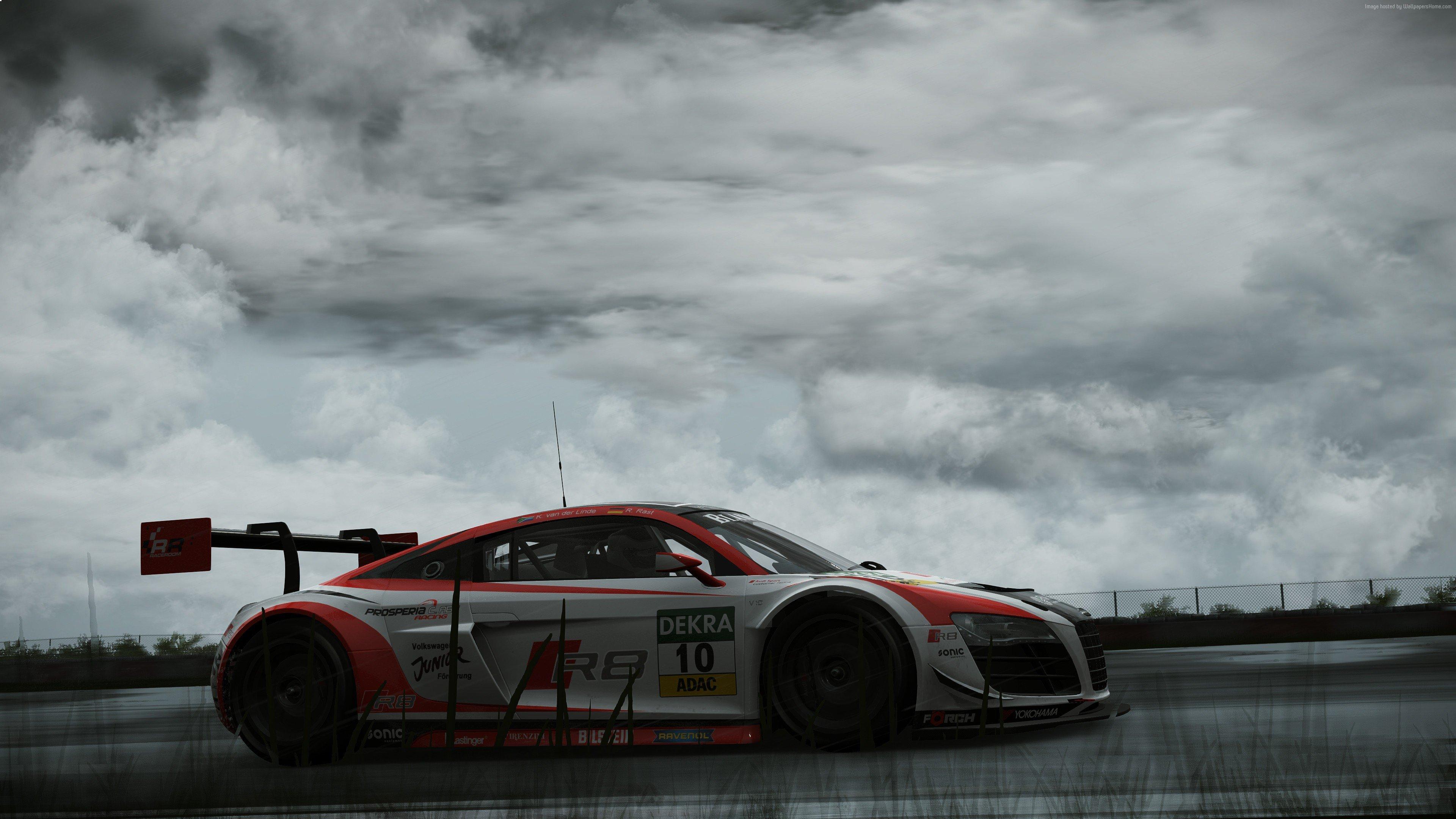 Racing Car Games Hd Wallpaper: Project Cars PC Games Wallpaper
