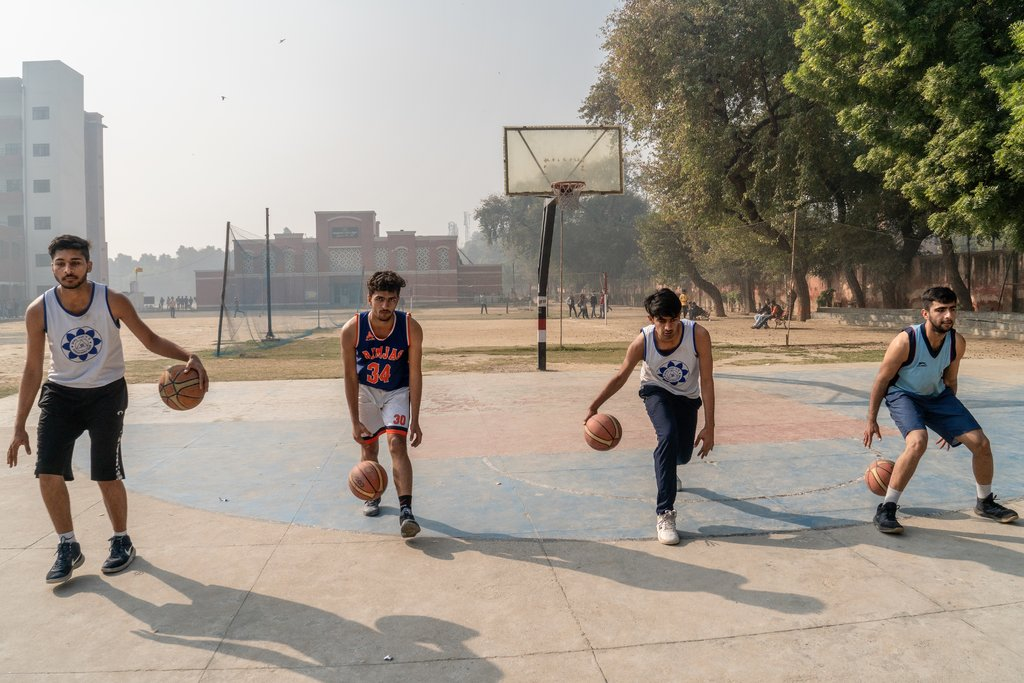 Can the NBA Find a Basketball Superstar in India   The New 1024x683