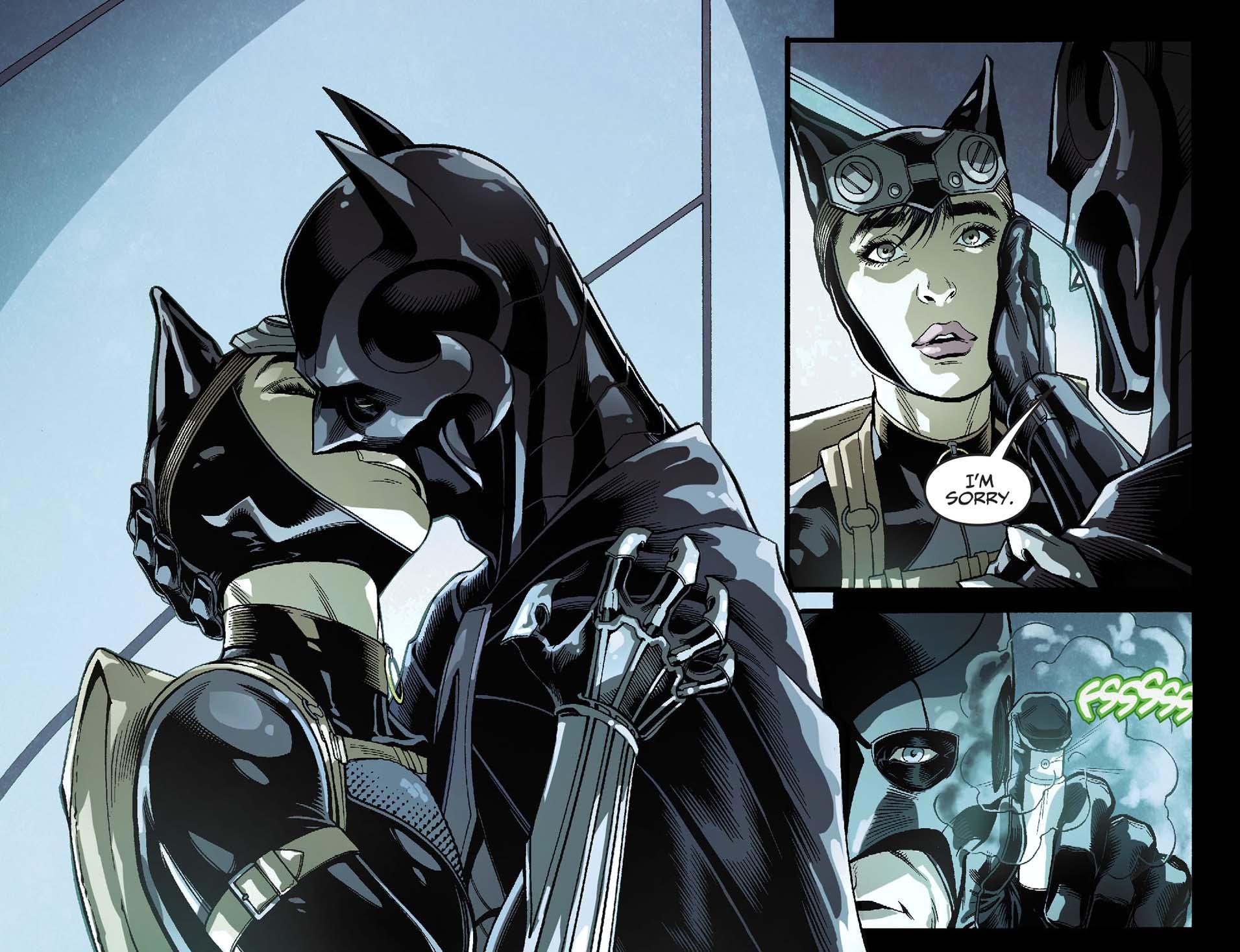 Catwoman Loves Batman Comicnewbies 1911x1467