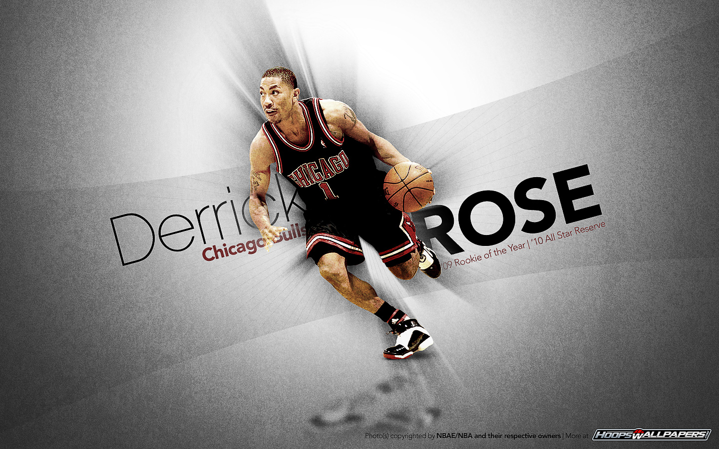 Derrick Rose wallpapers Derrick Rose background 1440x900