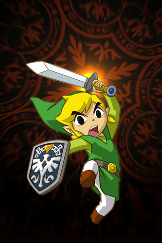 Toon Link iPhone Flickr   Photo Sharing 333x500