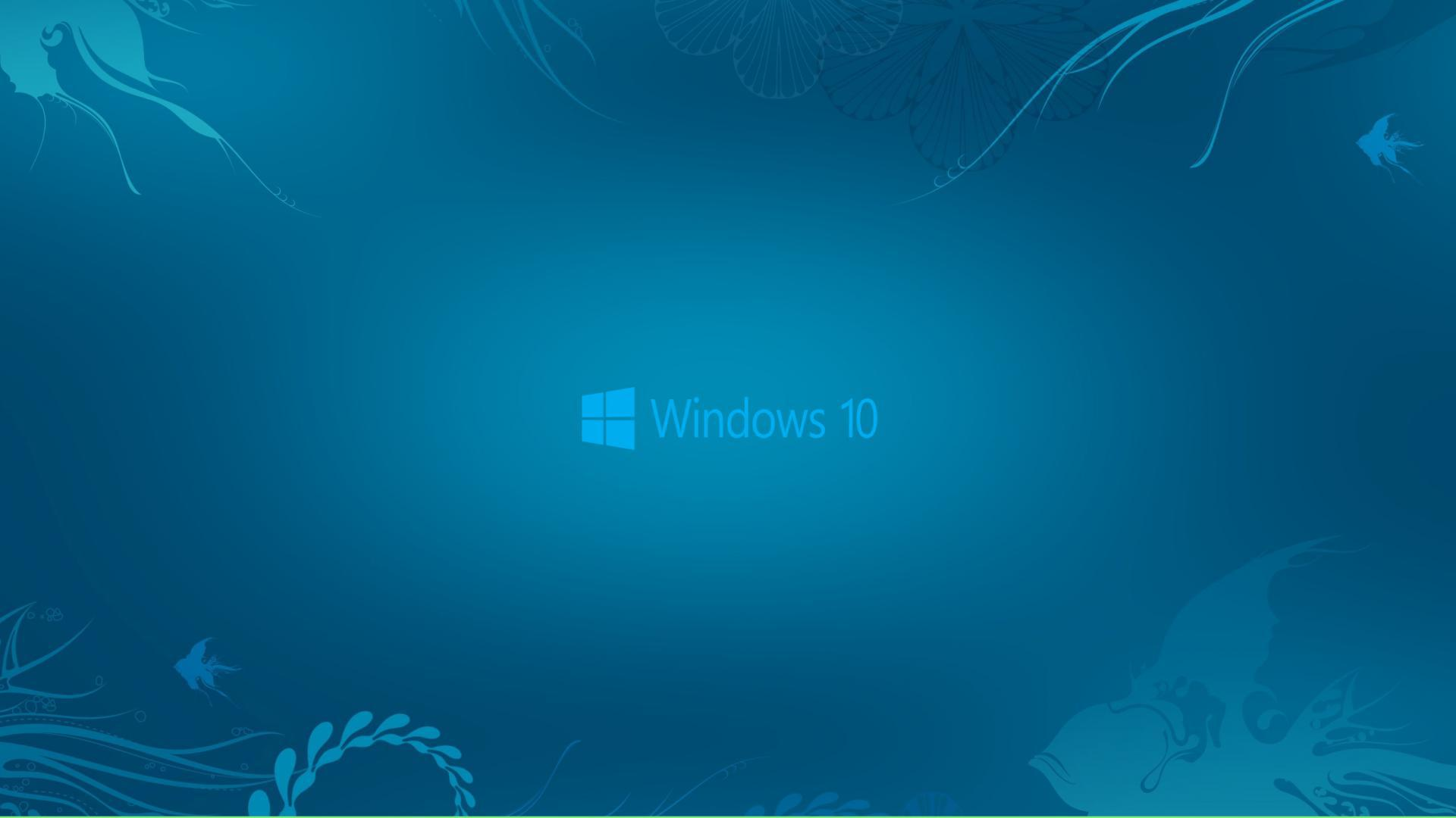 Windows 10 Wallpapers Operating Systems Wallpapers Ingroundpoolxyz 1920x1080