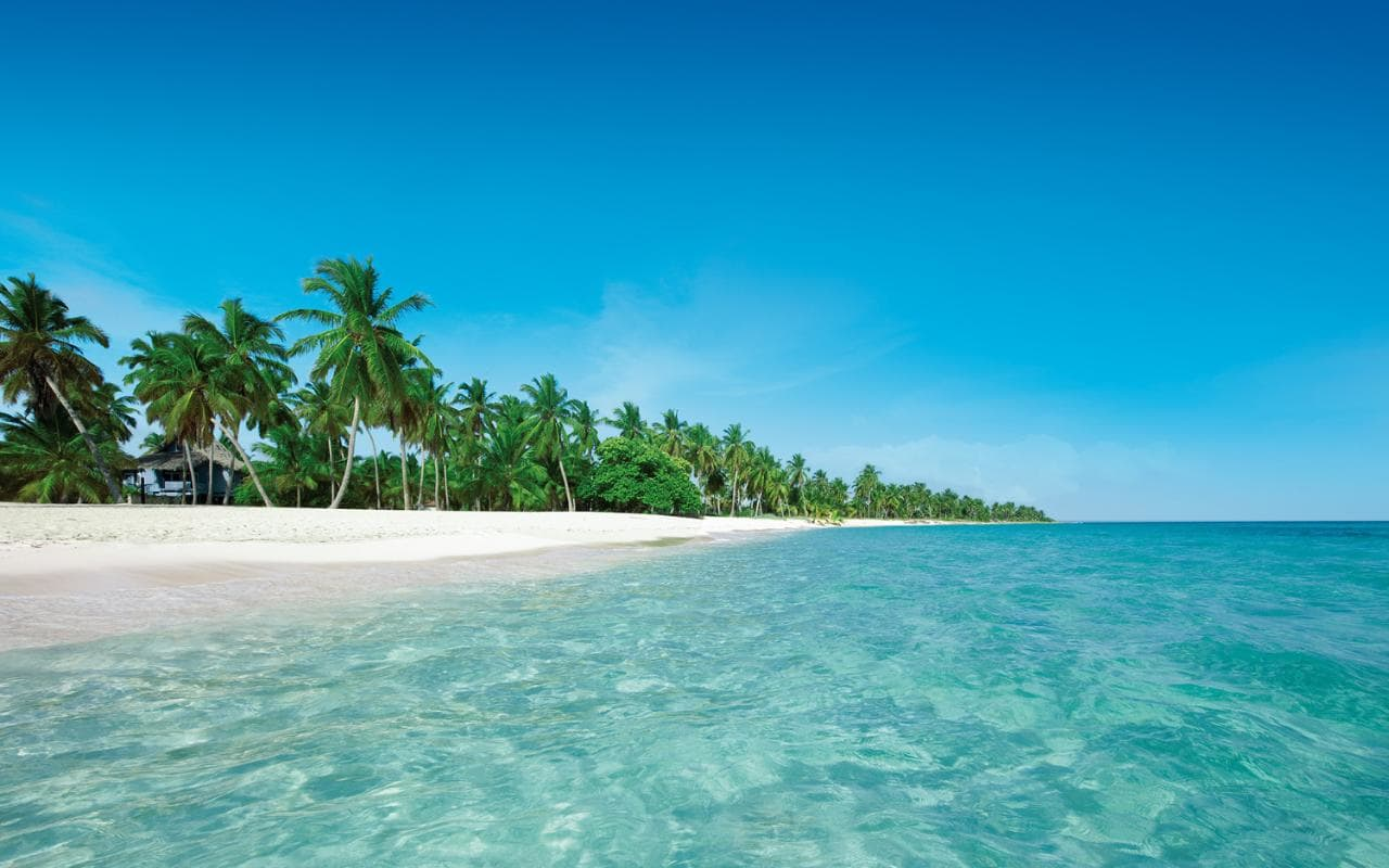 Where are the best beaches in Dominican Republic 1280x800