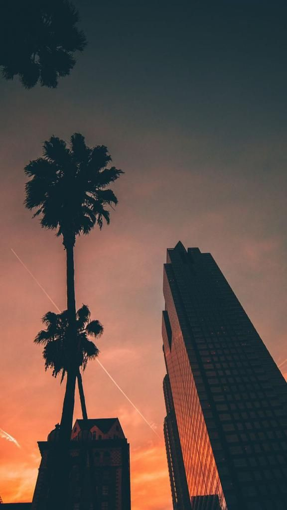 Iphone X 4k Wallpapers Building Sunset   Chill Wallpaper For 576x1024