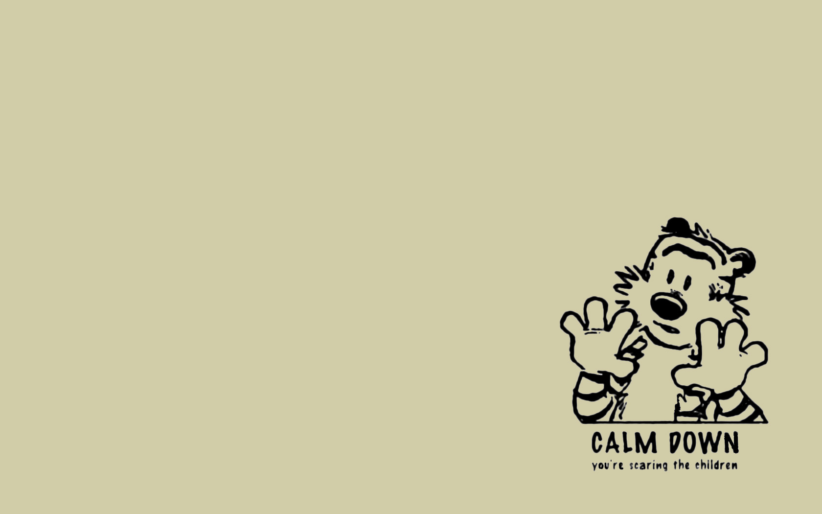 Calvin Hobbes Wallpaper 1680x1050 Calvin Hobbes Calvin And Hobbes 1680x1050