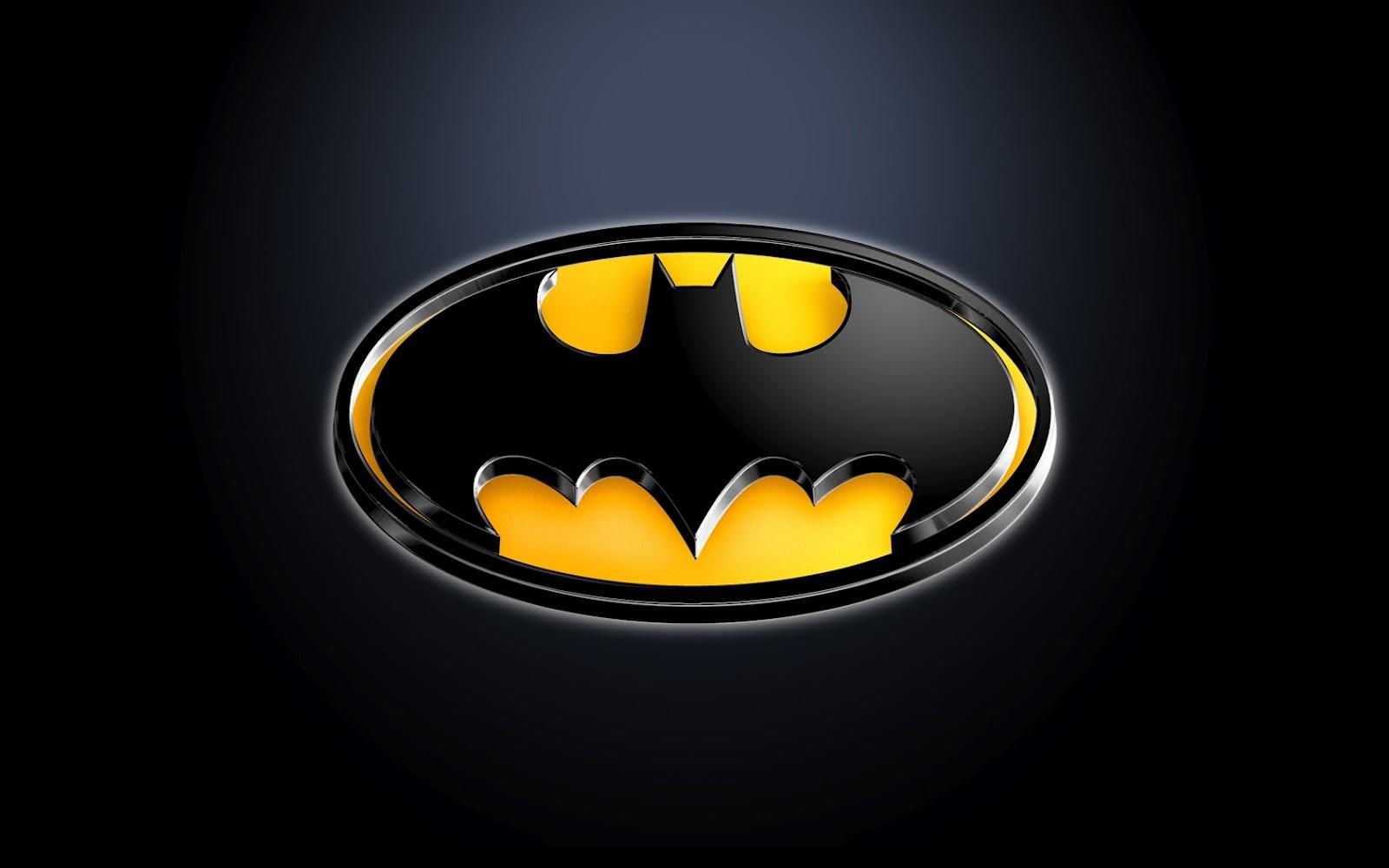 3D Batman Logo Exclusive HD Wallpapers 684 1600x1000