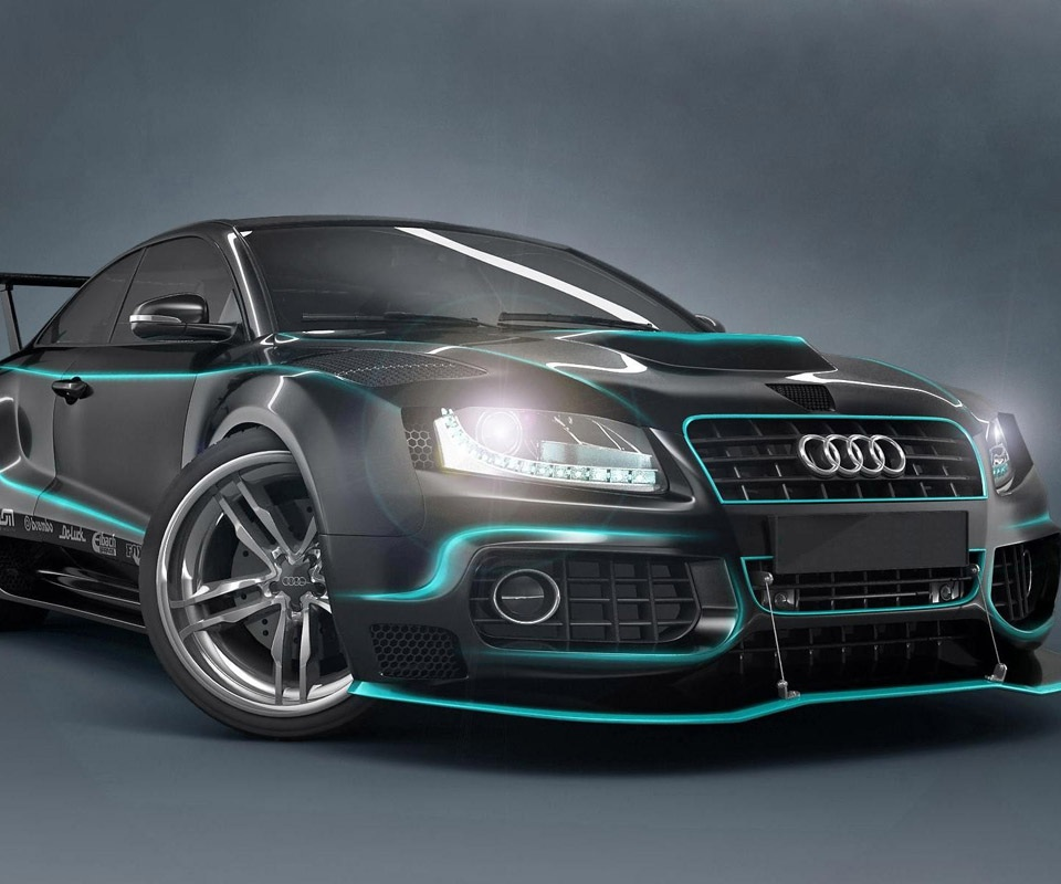 Download attractive High Quality Tablet PC Car Wallpaper 960x800