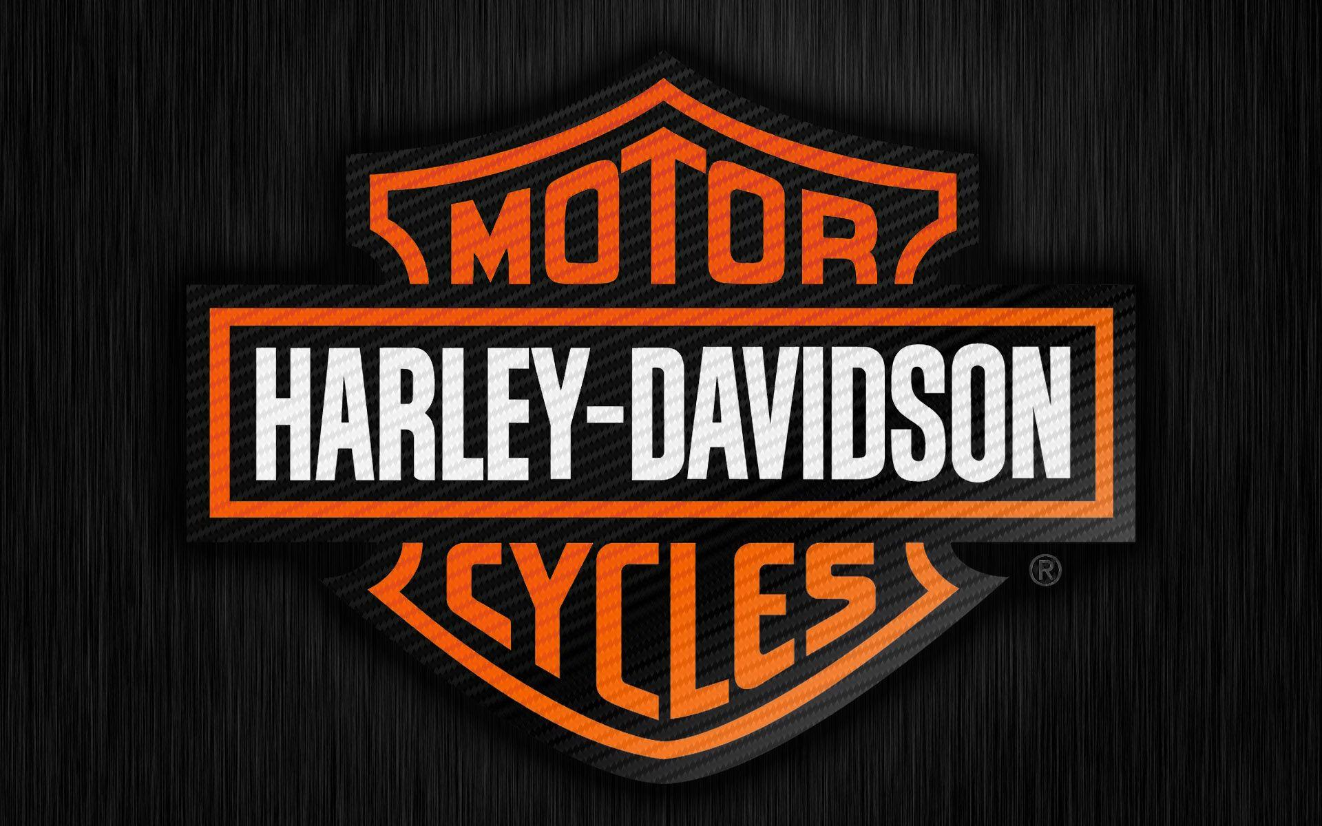 Harley Davidson Logo Wallpapers 1920x1200