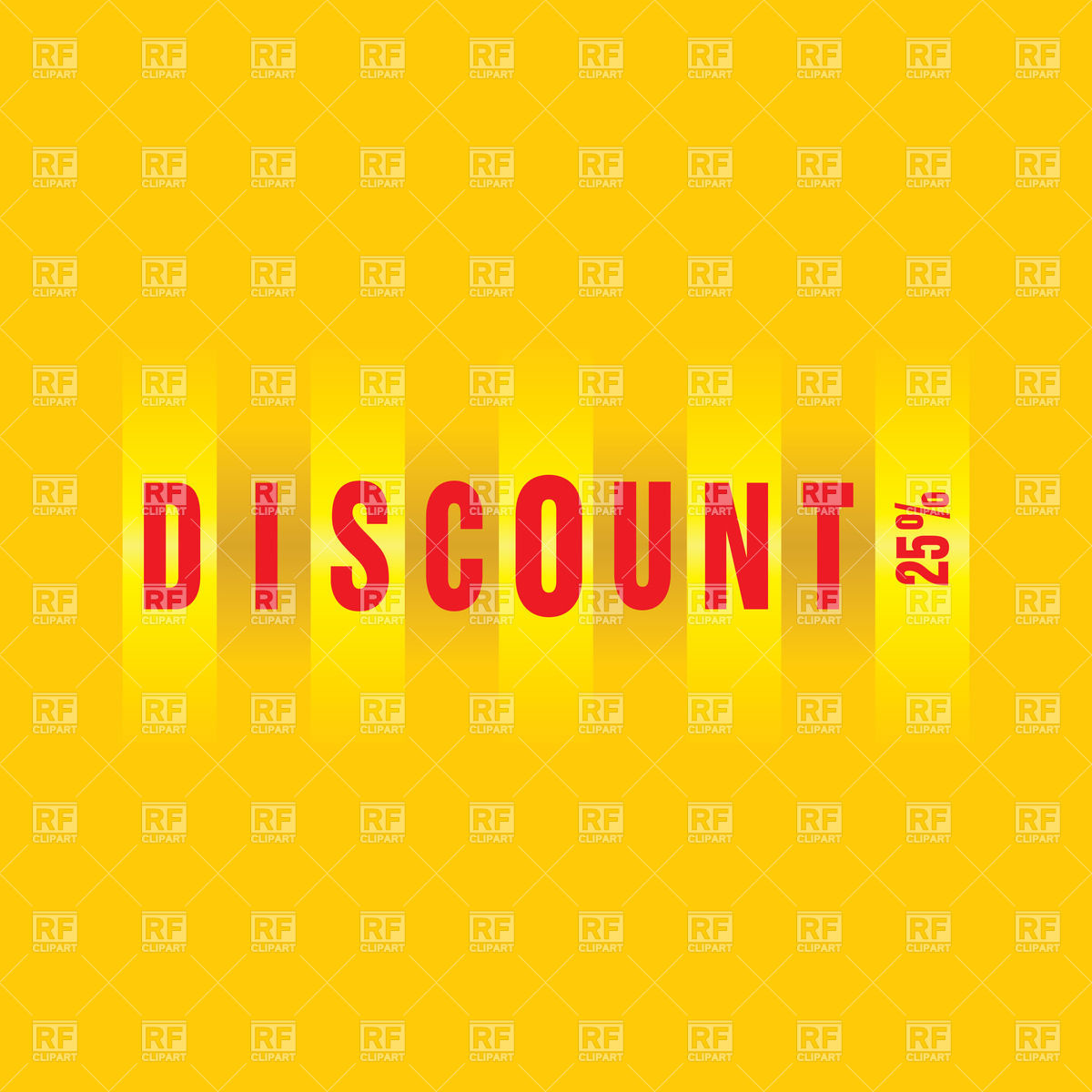 Discount   yellow background Vector Image of Backgrounds Textures 1200x1200