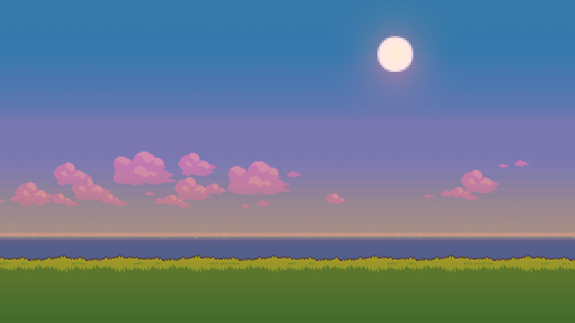 Pixel Wallpaper Tumblr   Viewing Gallery 1920x1080