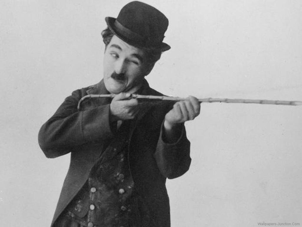 Comic Actor Charlie Chaplin Wallpaperjpg 1024x768