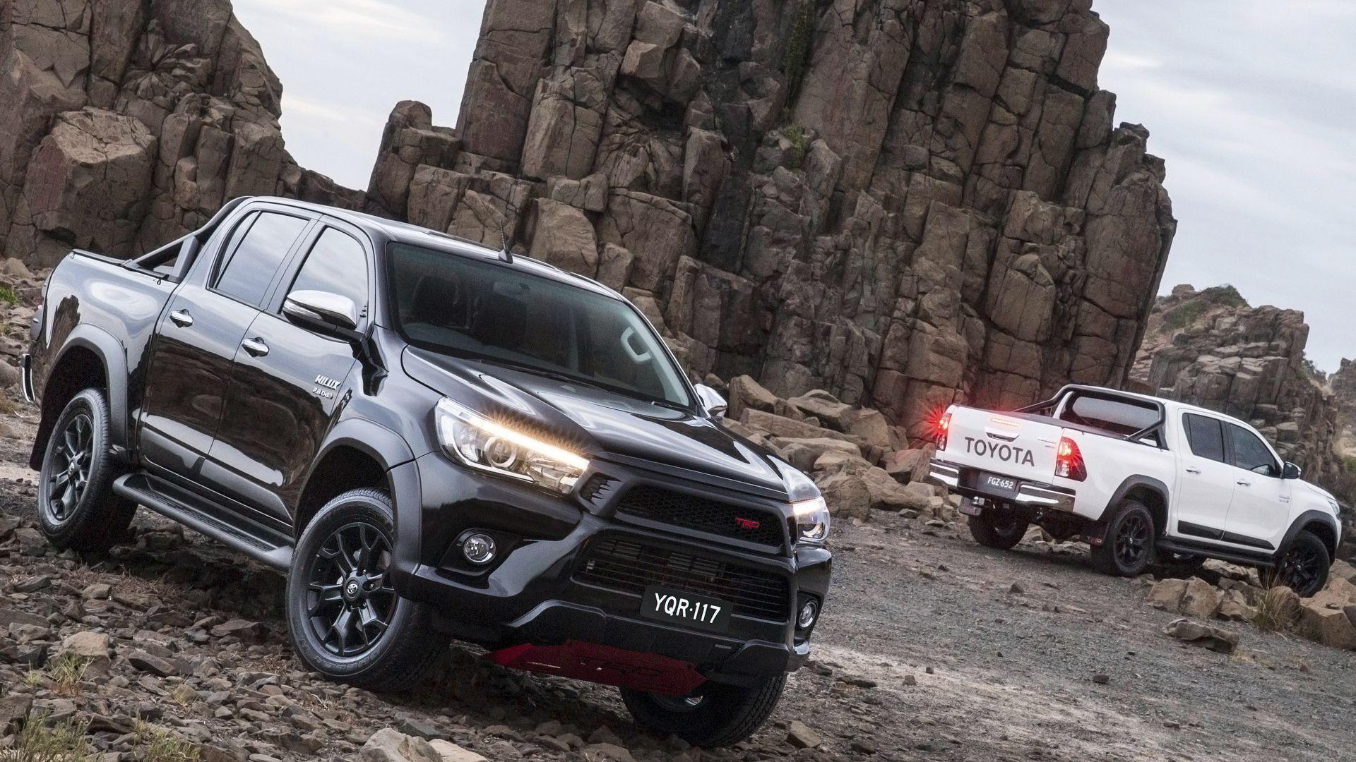 New 2019 Toyota Hilux Wallpaper HD Desktop Toyota car prices 1920x1080