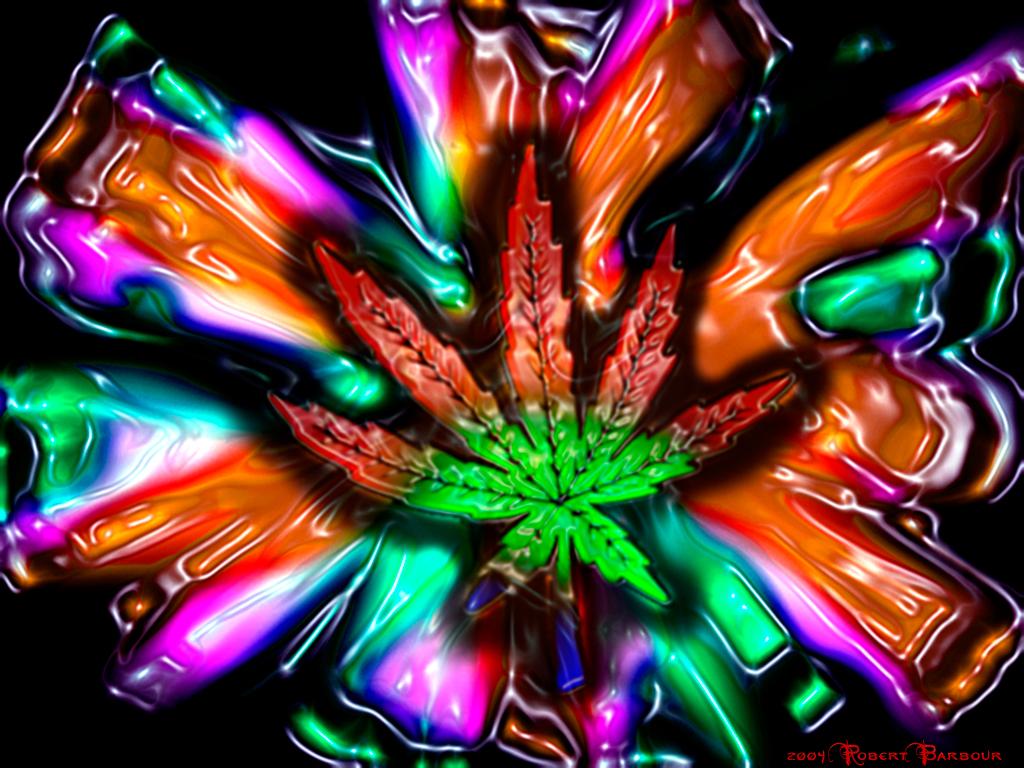 Marijuana images Trippy wallpapers wallpaper photos 843333 1024x768