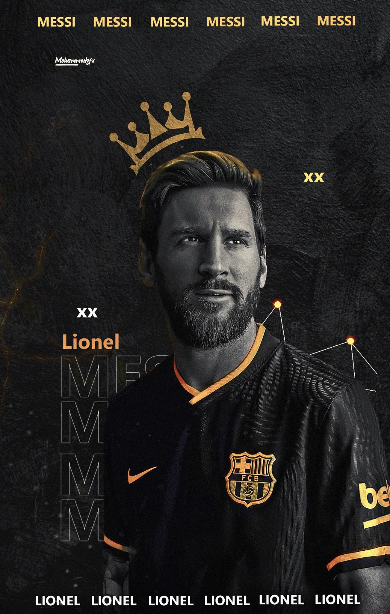 Mohammed Gfx   Leo Messi FC Barcelona New Kit 2021 Facebook 1302x2048