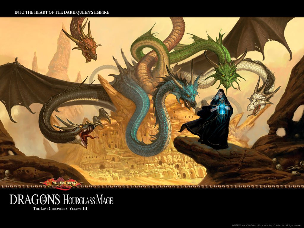 Dragonlance Wallpaper 1024x768