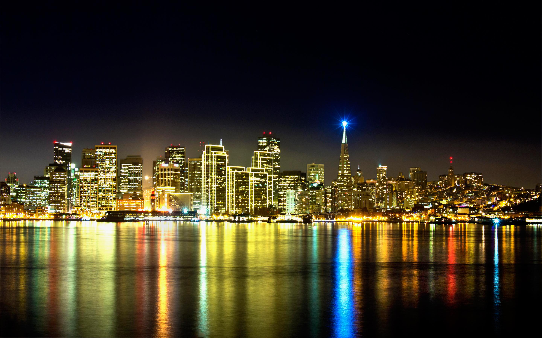 San Francisco Skyline   San Francisco Wallpaper 34546699 2880x1800