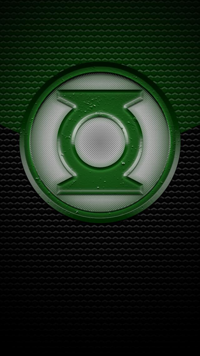 Green Lantern   iPhone Wallpaper by ItsIntelligentDesign 640x1136