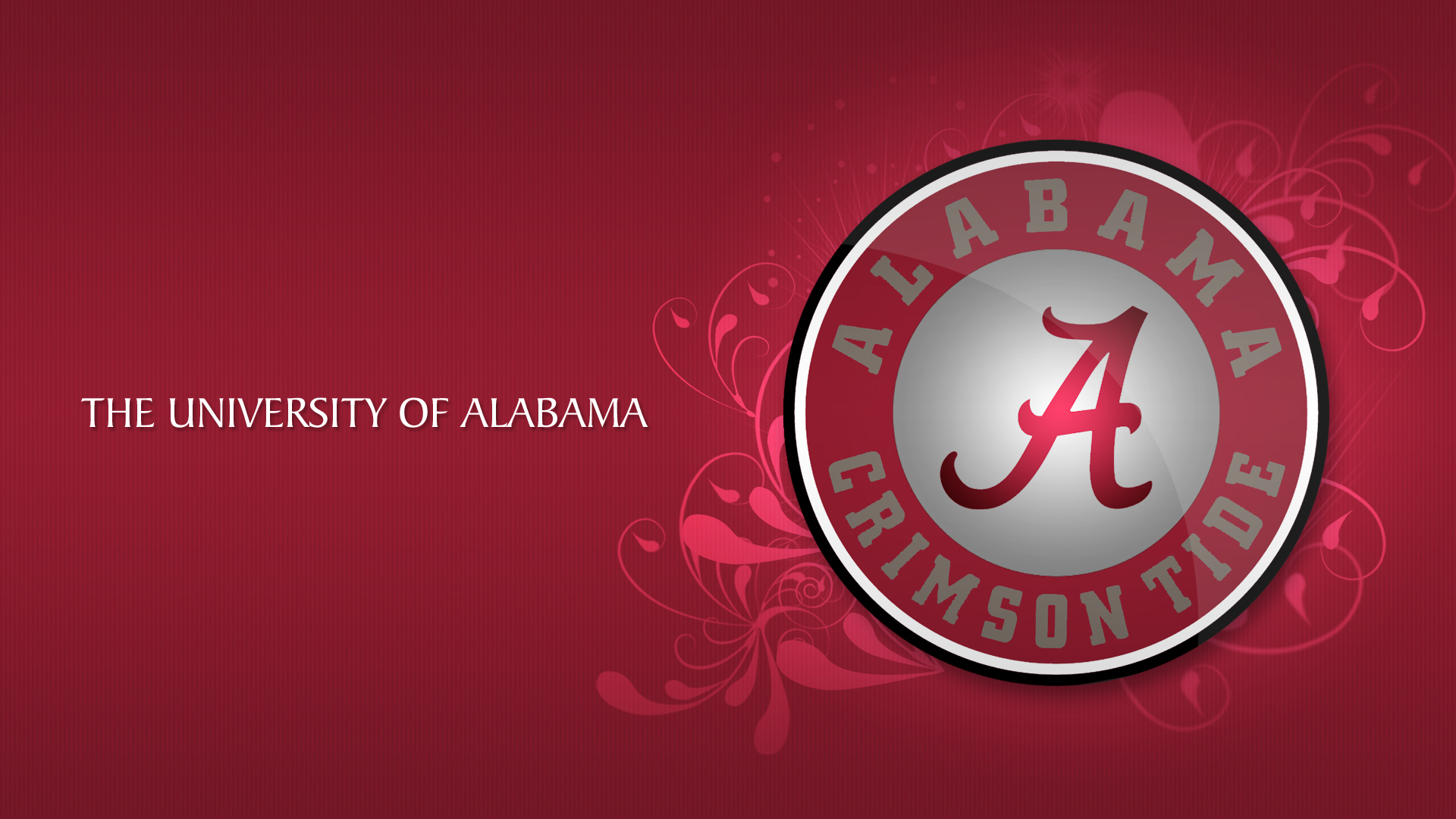alabama football wallpaper  Solid Principles 1920x1080