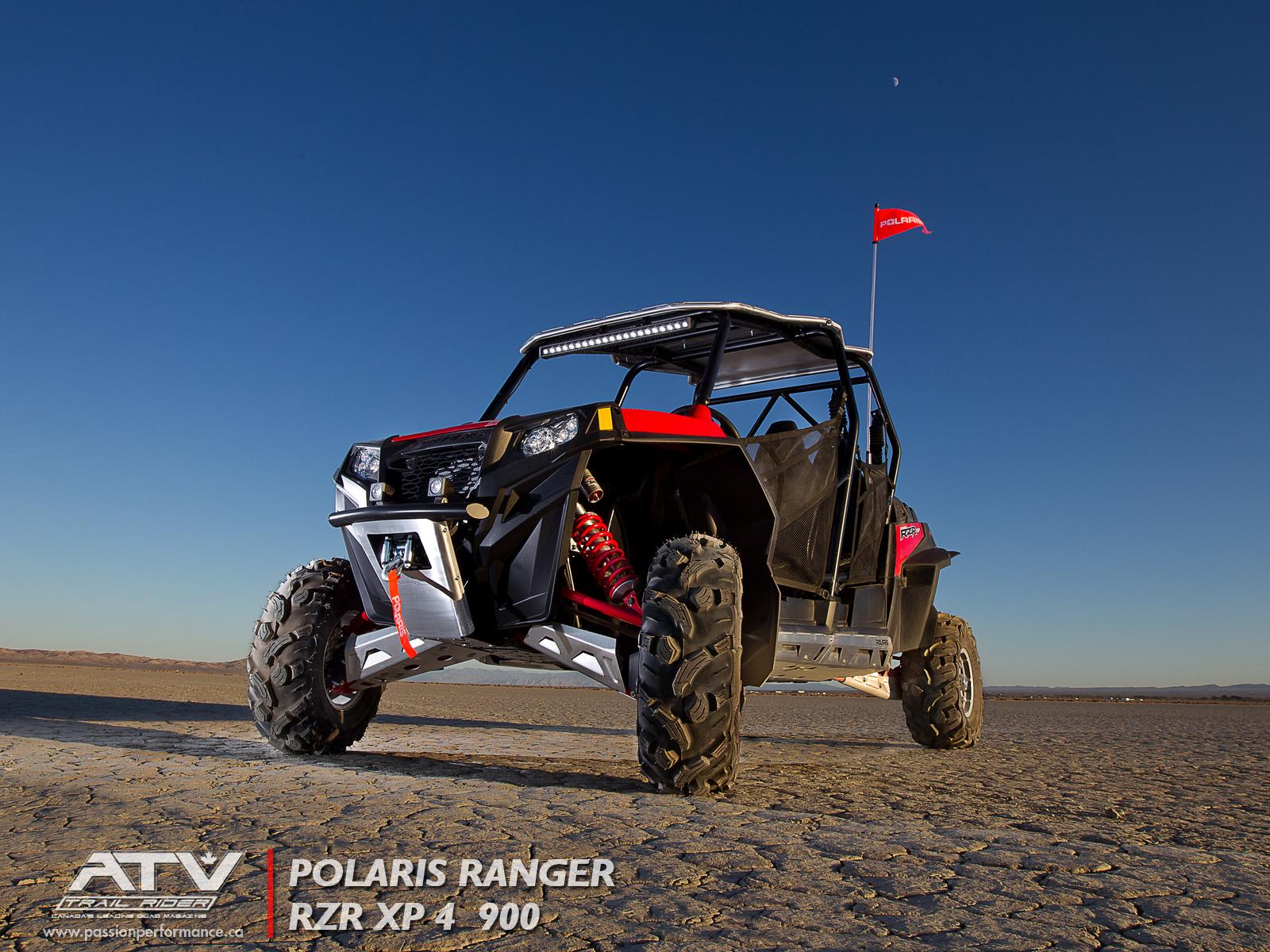 Wallpapers     ATV Trail Rider 1600x1200