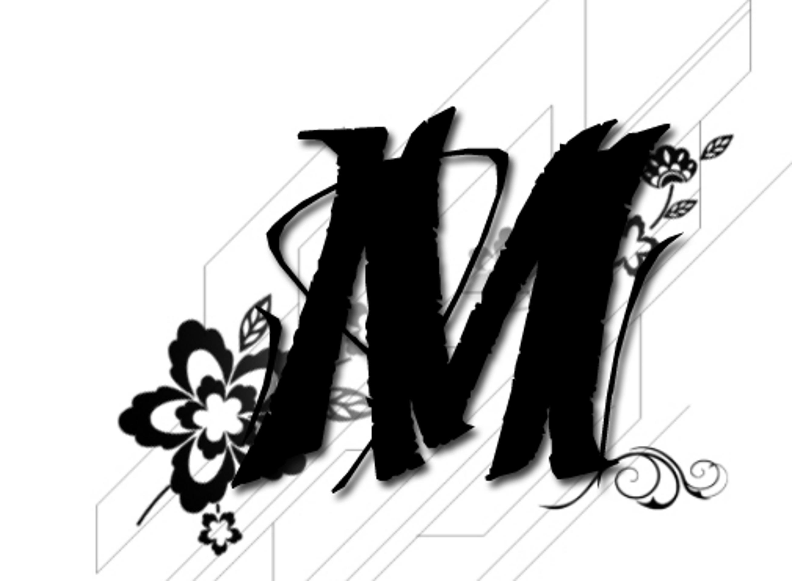 M Letter Wallpapers Desktop Letter M Wallpapers - ...