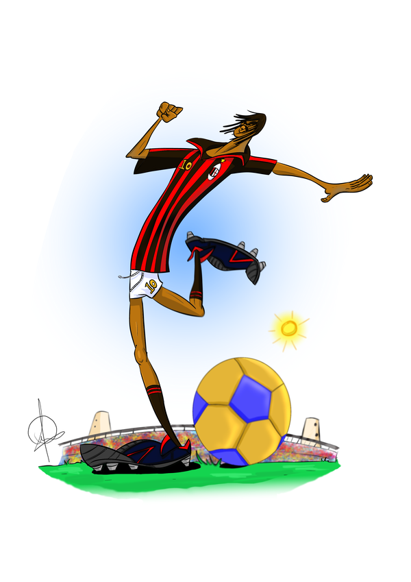 Gullit is Back by OmarMomani 600x849