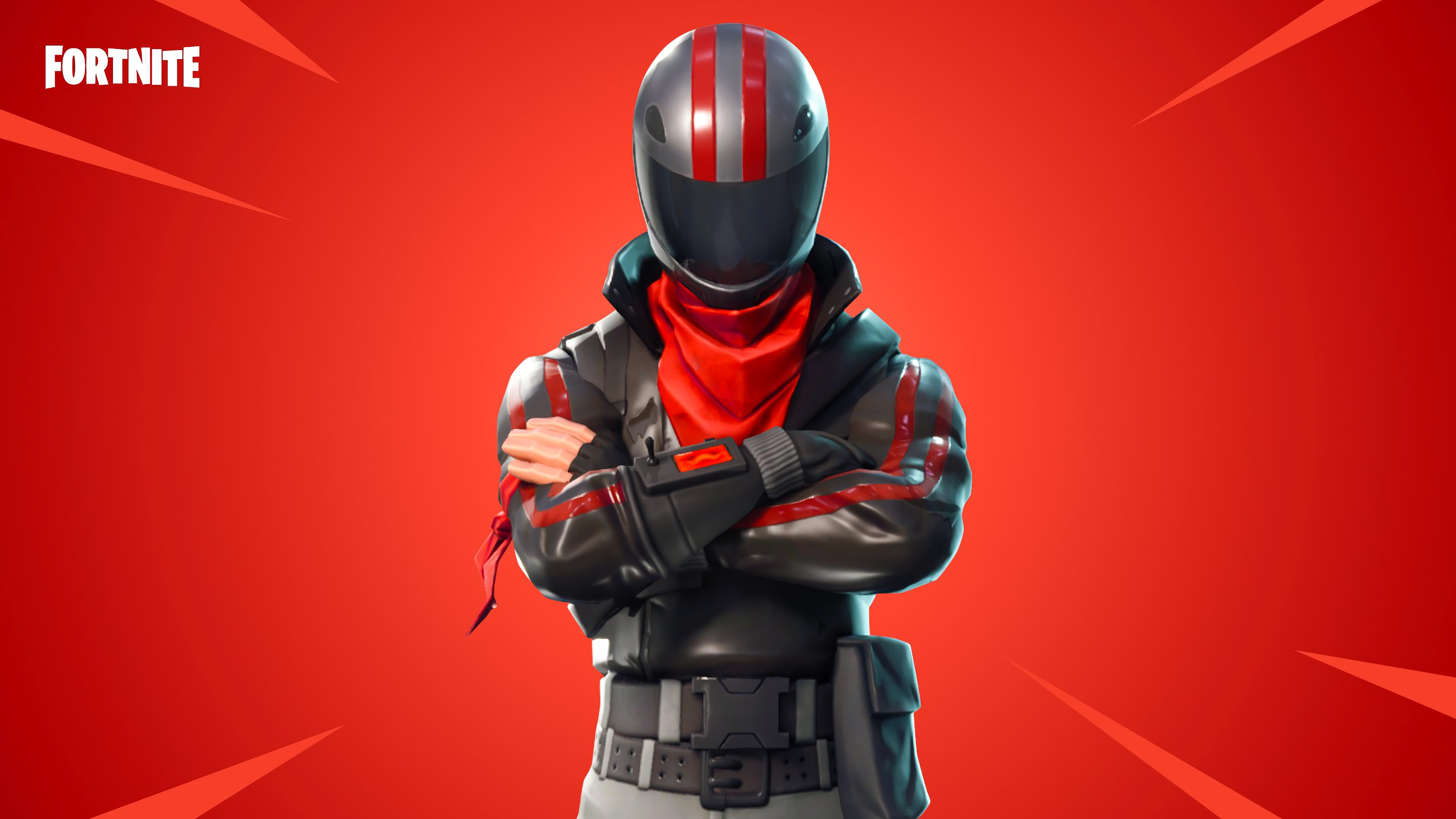 Fortnite Wallpaper Battle Royale Burnout Skin 4040 Wallpapers and 3840x2160