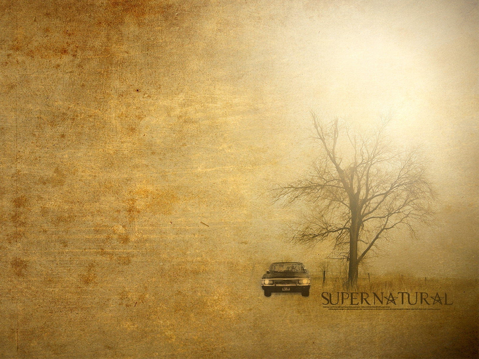Supernatural Wallpapers 1600x1200