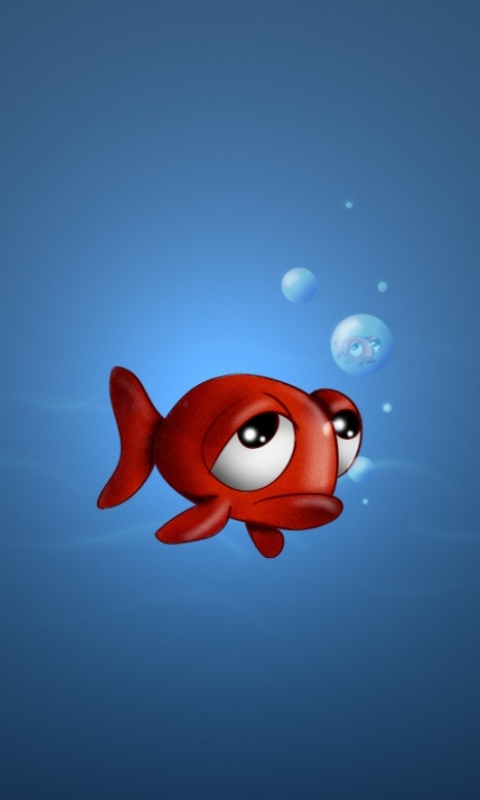 Fish Mobile Phone Wallpapers 480x800 Cell Phone Hd Wallpapers 480x800