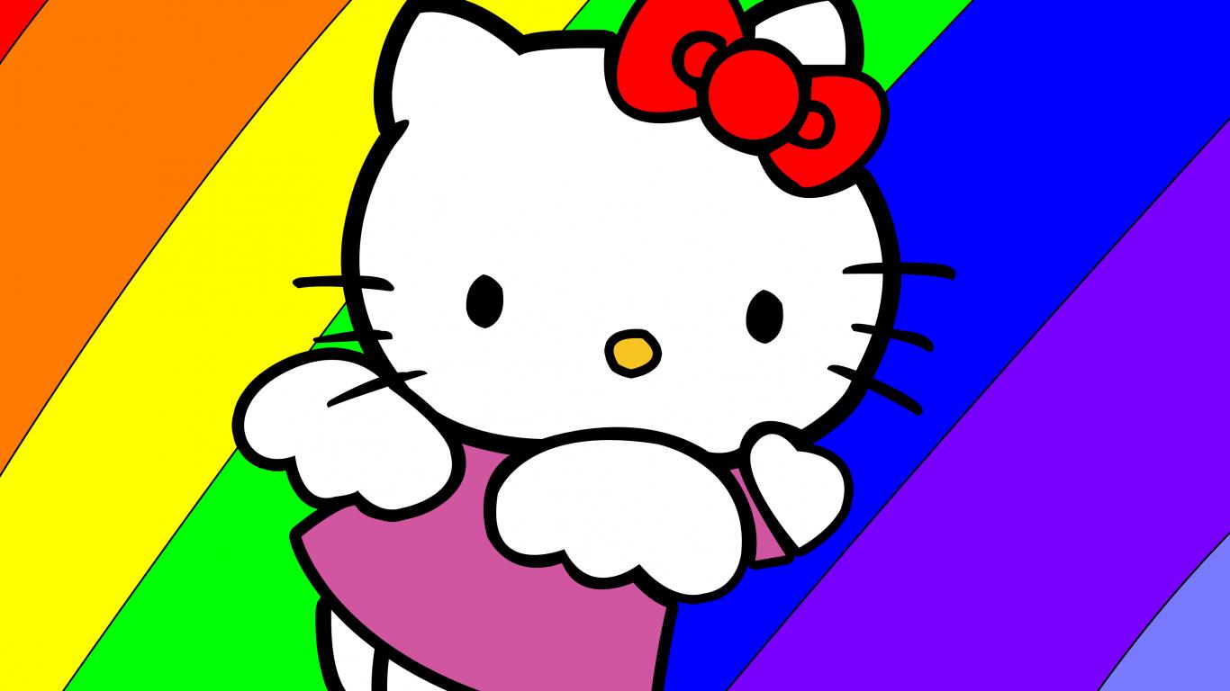 Free Free Doraemon Birthday Hello Kitty Hd