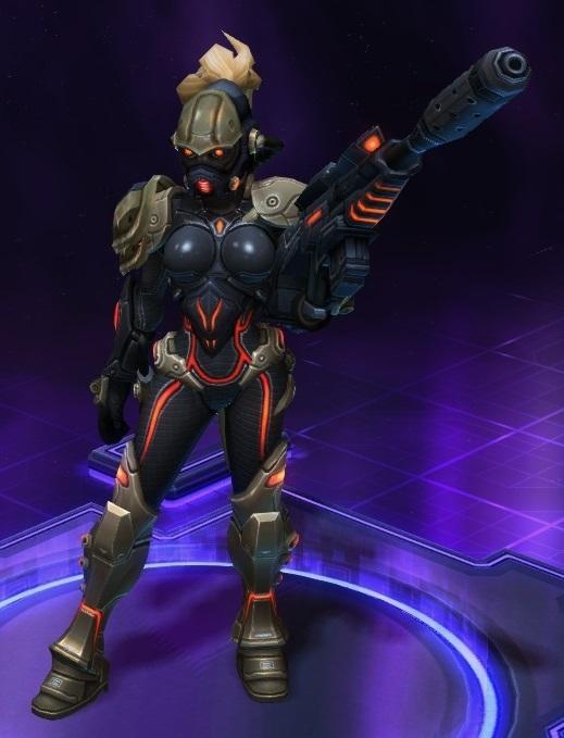 Images Heroes Of The Storm Nova Wallpaper 519x679