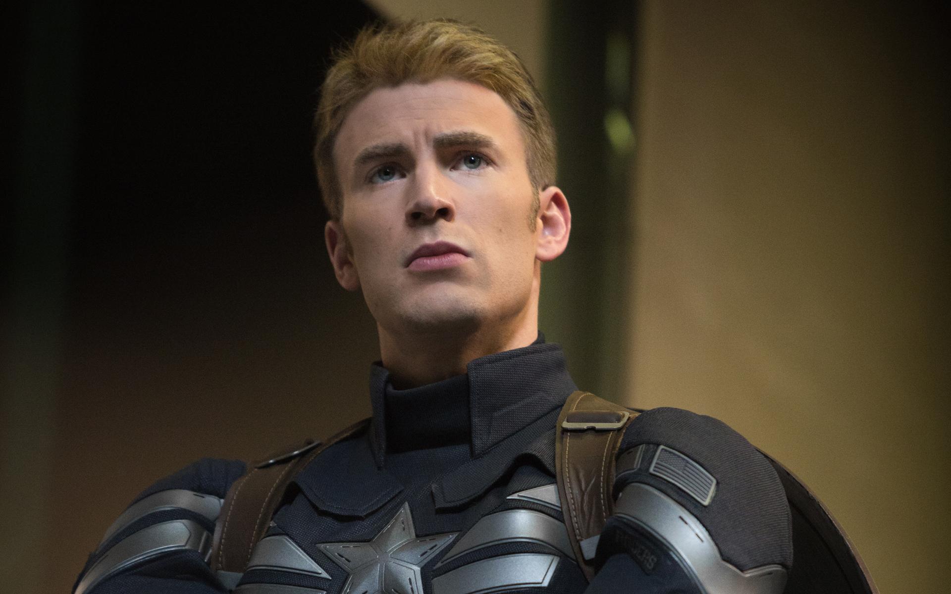 Download Chris Evans Captain America Wallpaper Gallery 1920x1200