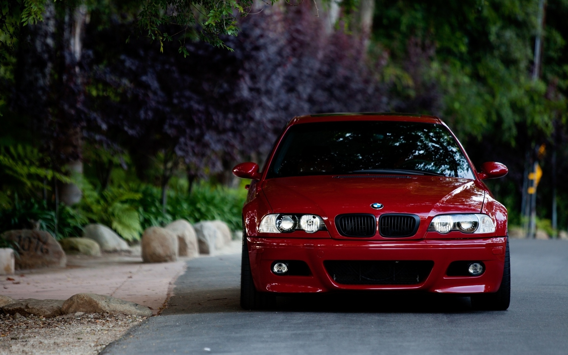download Bmw E46 M3 Wallpapers HD [1920x1200] for your 1920x1200