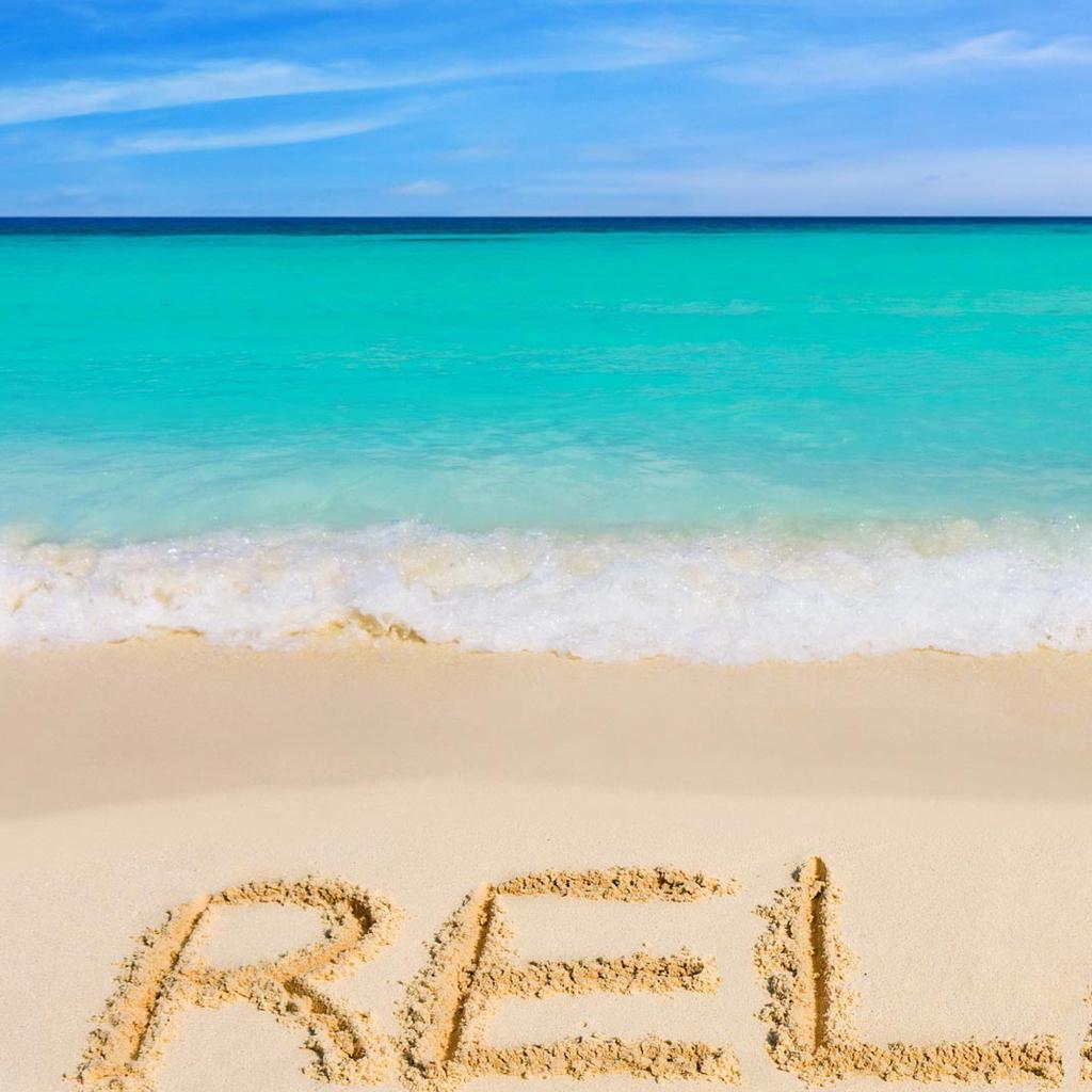Sandy Beach: Sandy Summers Wallpaper