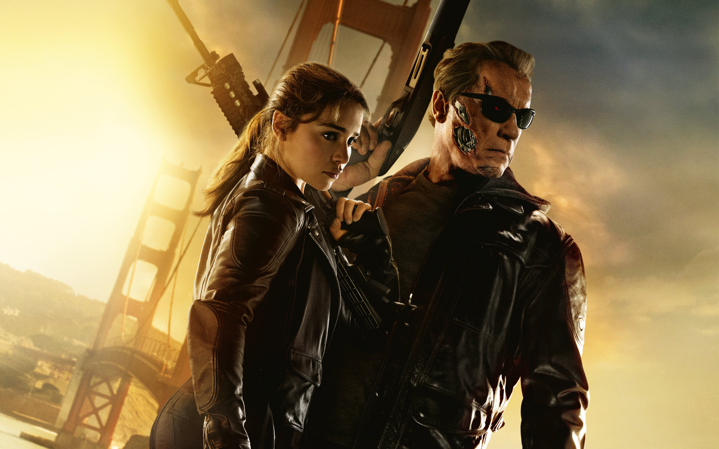 35 Terminator Genisys HD Wallpapers Background Images 2880x1800