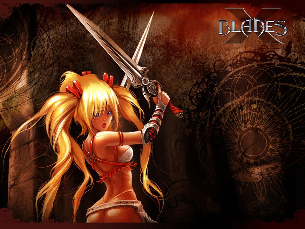 X Blades Ayumi Cosplay Typical Gamer W...