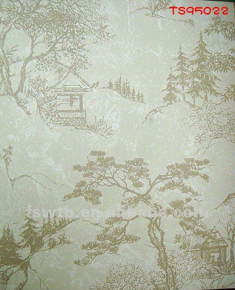 Vinyl wallpaper classic Chinese style wallpaper designjpg 480x594