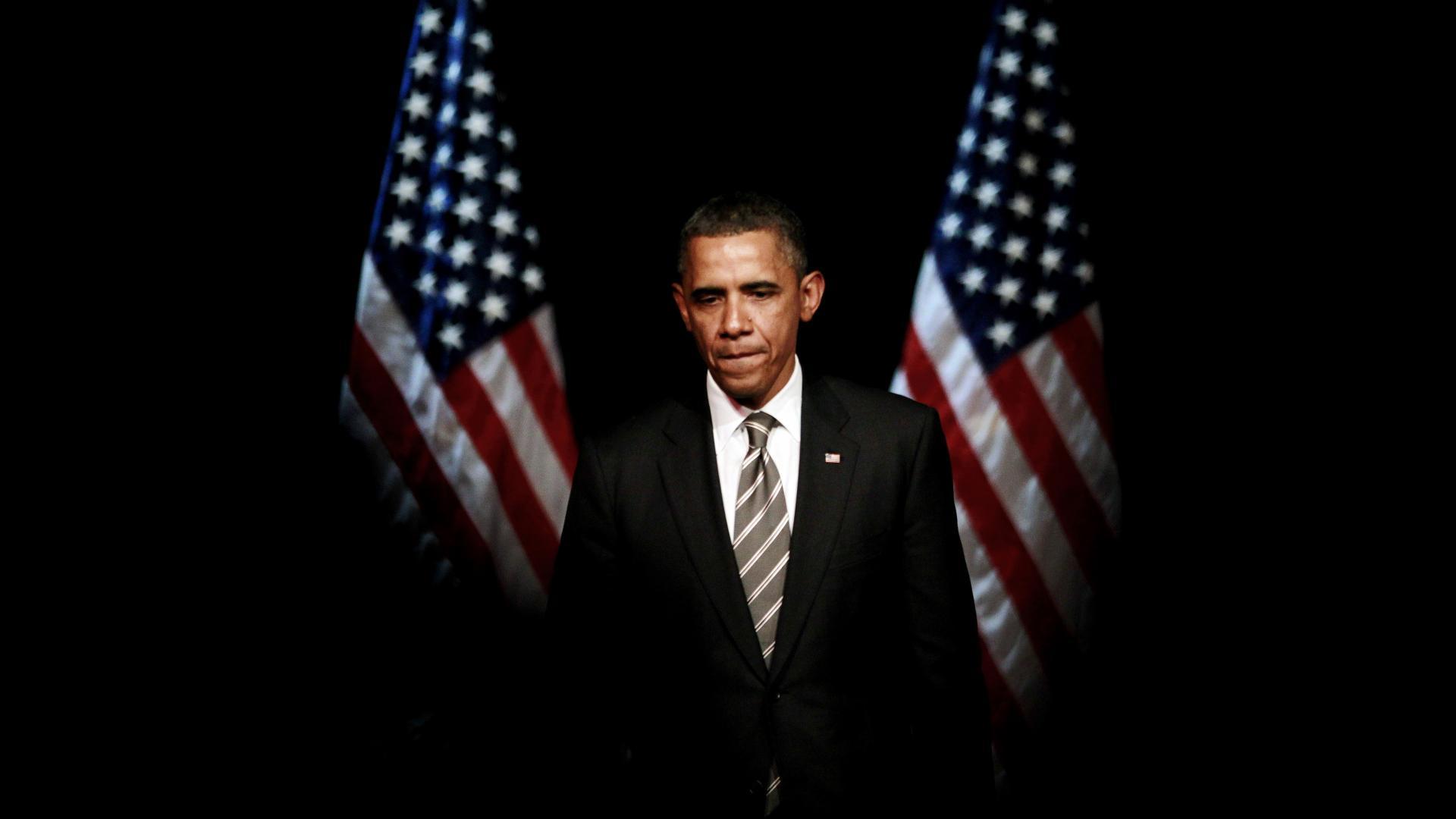 Wallpapers Barack Obama 1920x1080