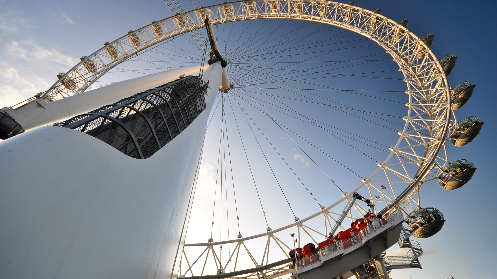 London Eye at Dawn Wallpapers HD Wallpapers 1920x1080