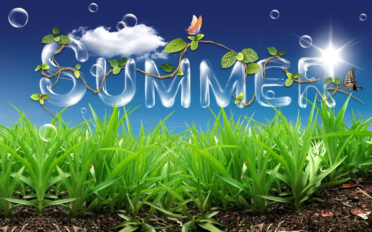 Its Summertime Hd Desktop Wallpaper 1280x800