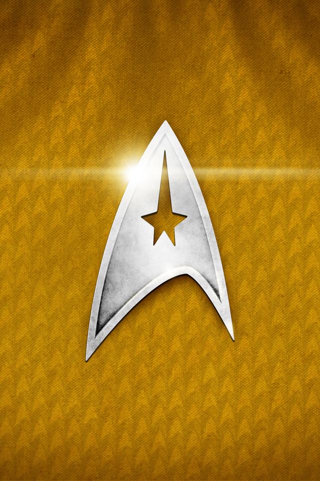 Starfleet Iphone Wallpaper Wallpaper star trek   command 640x960
