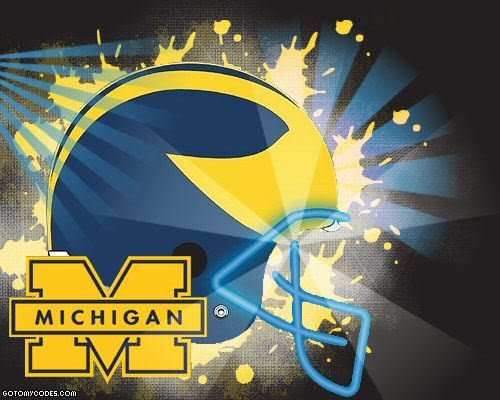 Awesome Michigan Wolverines Wallpaper: Awesome Michigan Wolverines Wallpaper