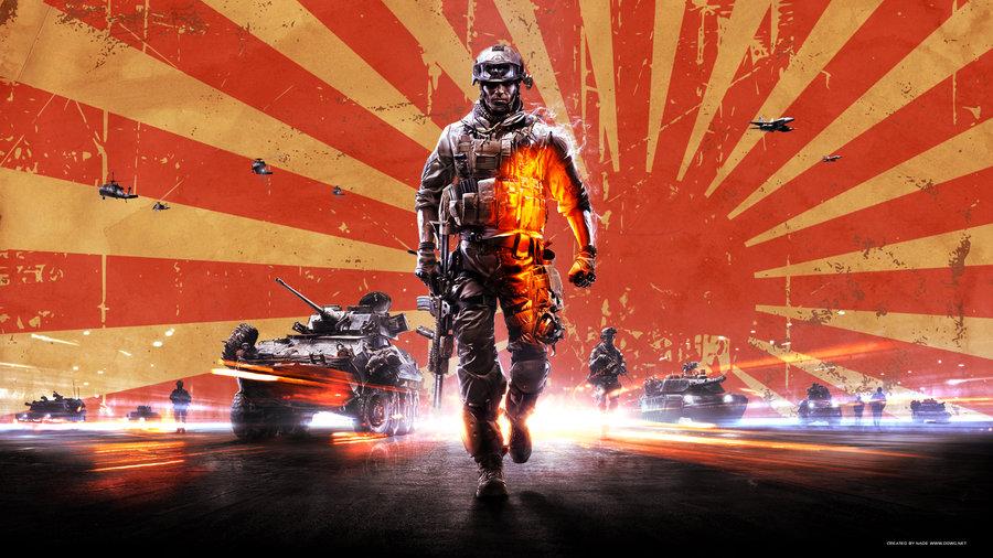 Battlefield 3 Wallpaper Japan by GuMNade 900x506