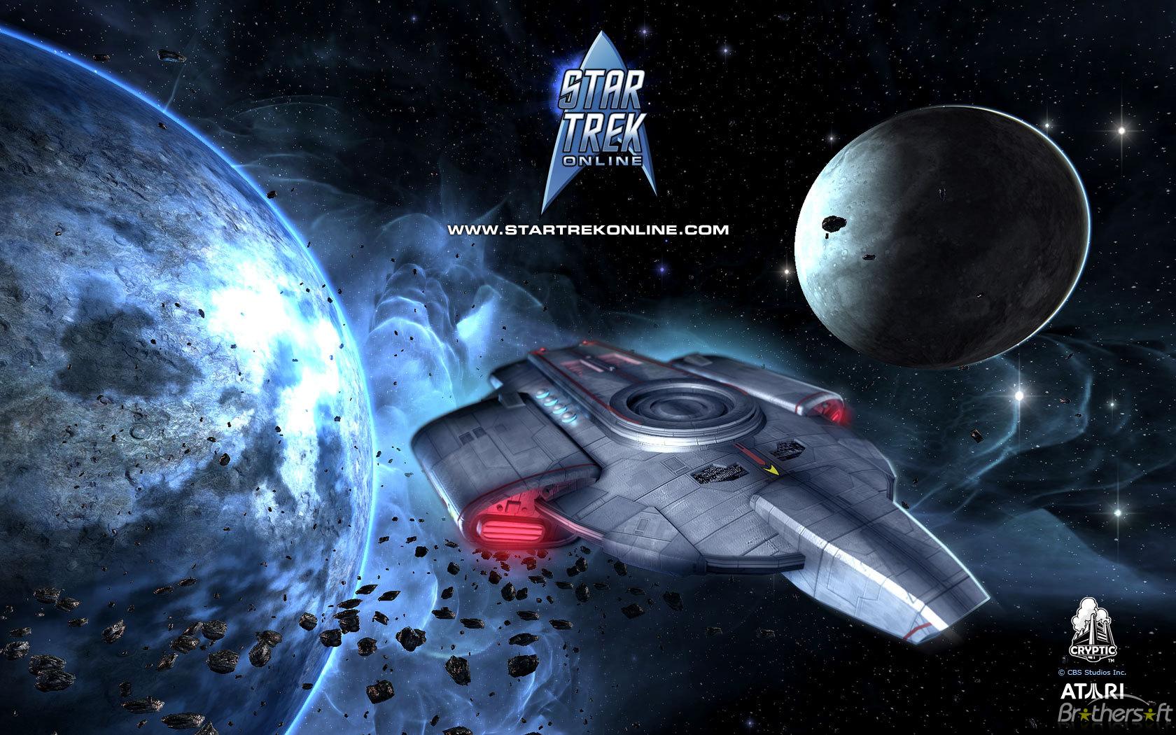 Star trek online wallpaper free