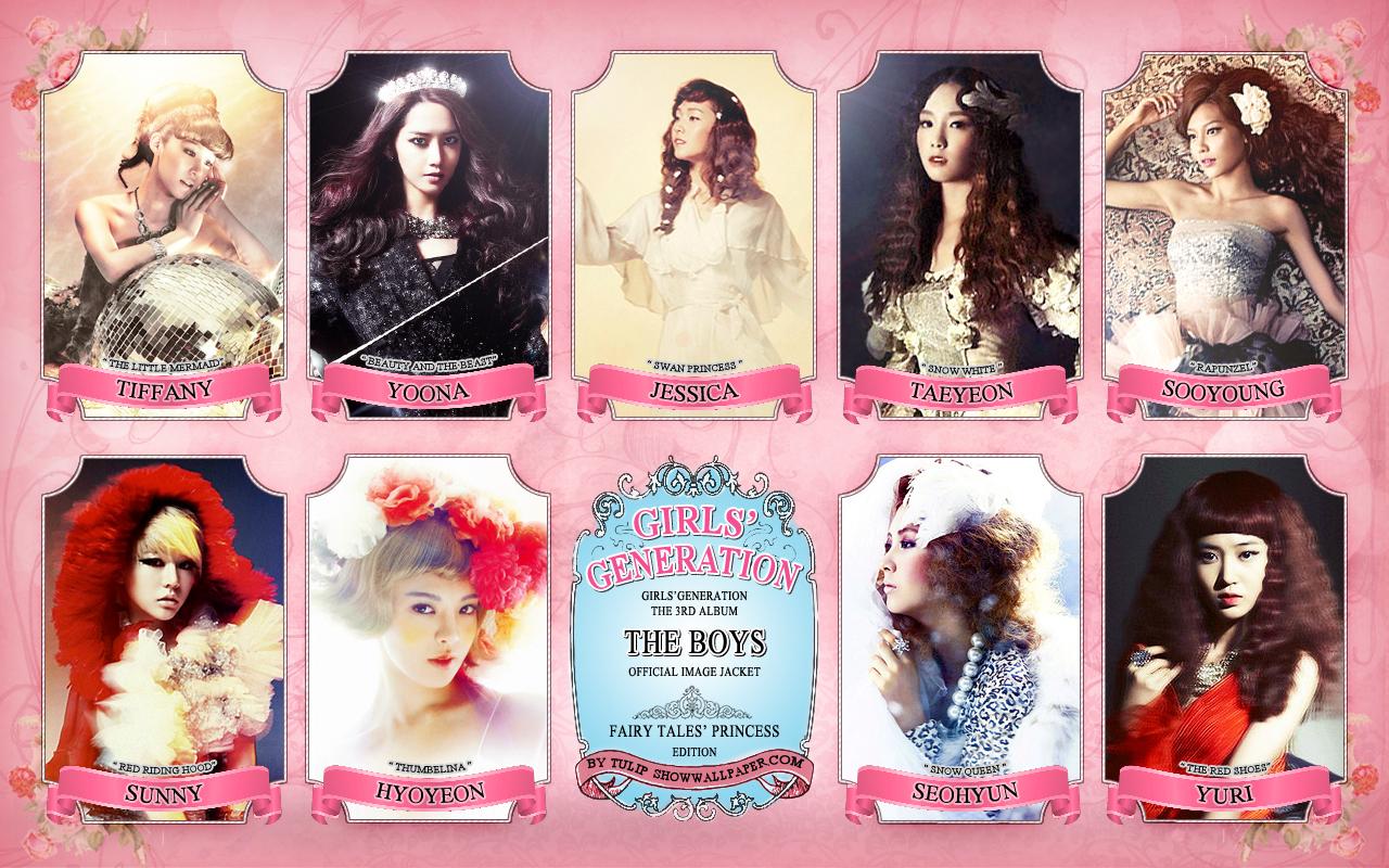 Girls Generation The boys   Kpop girl power Wallpaper 25987644 1280x800