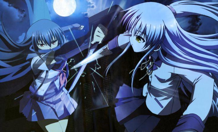 Angel beats anime tv show wallpaper 5820x3534 539580 WallpaperUP 736x447